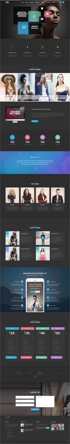 27+Responsive PHP website templates free download   27+Responsive ...
