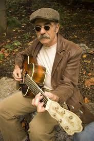 Blues Musician, Storyteller, and Songwriter Roy Book Binder