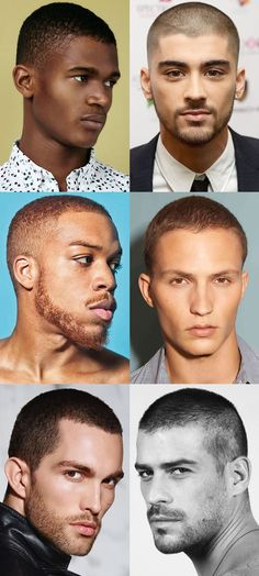 Men's Summer 2016 Short Hairstyles The Buzz Cut. #menshairstyles #menshair…