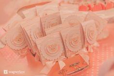 Pink Limonada : Festa Provençal. Mensagem fim de festa. Lembrancinha