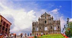 Património português no Mundo: Igreja de São Paulo (Macau)