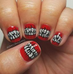 Every Halloween Nail Art Idea You Could Possibly Think Of, From Beginner to Expert