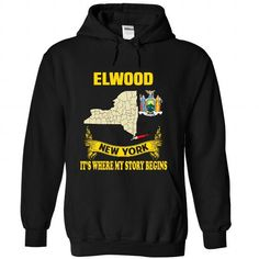 nice Its an ELWOOD thing shirt, you wouldn't understand