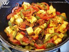 What's #Cooking? Paneer tak taka tak is ready to be served. A #Paneer recipe that is cooked with Fresh #tomatoes until dry!