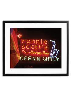 Ronnie Scott's Club