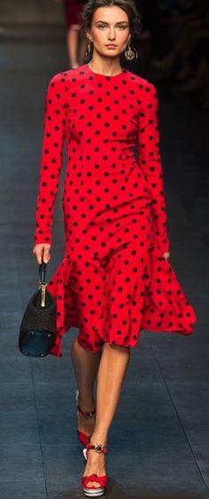 Dolce Gabbana, 2014
