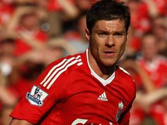 Xabi Alonso, incredible passing and defending, his skill was unreal at times, forced from the club he loved! Liverpools dip in form began with Alonso's departure