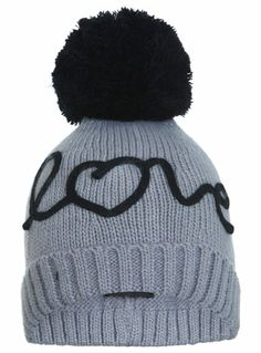 Love Bobble Hat