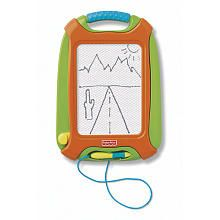 Fisher-Price Doodle Pro Tag-Along - Green