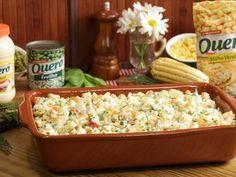 Imagem da receita Maionese de legumes para churrasco
