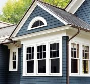 All About Gutters Porch Amp Garden Exterior House Colors