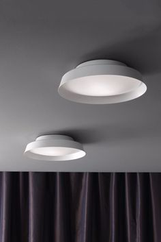 Boop! Wall/Ceiling Light by Nahtrang Disseny for Tango Lighting Low profile, style and function. Effective alone or lovely in groups, your choice of wall or ceiling installation.