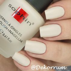 @sophincosmetics 353 two coats without top