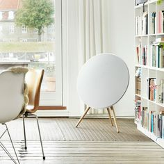 Touch of Modern is the most popular men's fashion site. Living Room Kitchen, Living Room Interior, Hifi Video, Floor Design, House Design, Bang And Olufsen, Egg Chair, Scandinavian Design, Accent Chairs