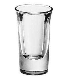 Libbey 5031 1 oz. Tall Whiskey / Shot Glass 12 / Case