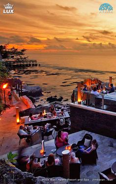 The award-winning AYANA Resort and Spa Bali is a world-class destination resort located on 90 hectares of cliff-top land perched above Jimbaran Bay. Awarded by CNN 2011 World's Best Hotel Bars (Rock Bar Bali).