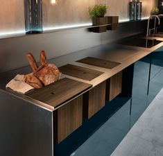 Blu Brand Name: Binova A Warm, Embracing Past Returns To Reassert Itself In  This Novel Interpretation Of Tradition. A Modern Kitchen That Looks To The  Past ...