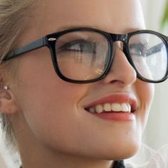 Optical Illusion: Makeup Tricks for Gals with Glasses