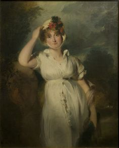 Caroline of Brunswick, wife of George IV.  Sir Sidney became one of her lovers in 1802.