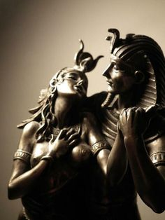 Isis and Osiris, possibly one of the greatest love stories of all time