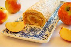 Obrácená jablečná roláda Dairy, Cheese, Food, Essen, Meals, Yemek, Eten