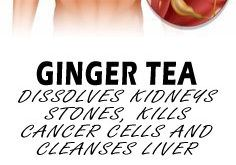 Ginger is an extremely beneficial root, with potent antibacterial, anti-inflammatory, and anti-parasitic properties. It is a rich source of numerous nutrients, including vitamin C, magnesium, and many minerals