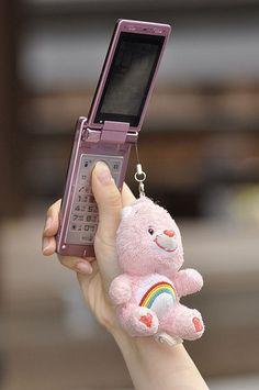 moodboard full of vaporewave and neon vibes Retro Phone, Vintage Phones, Flip Phones, Old Phone, Pink Aesthetic, Girly Things, Gadgets, Childhood, Aesthetics