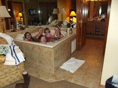 Ahhhh...hot tub in the Master Bedrooom provides privacy when you want it. Westgate Smoky Mountain Resort (Gatlinburg, TN) - Resort Reviews - TripAdvisor