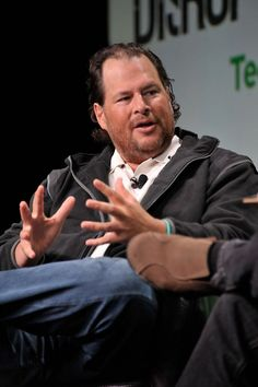 """Marc Benioff, Salesforce.com founder donates $2.7 when San Francisco Mayor Ed Lee and schools Superintendent Richard Carranza met to ask for financial support to boost access to technology, enough to buy hundreds of iPads, provide wireless access in classrooms, and leave enough extra to train teachers.  """"You have to think bigger,"""" the CEO told them.  Instead, let's start with $100,000 for each middle school principal to spend - an """"innovation grant"""" to pay for what is needed most at each…"""
