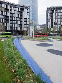 *빌바오 쌈지 공원 [ Balmori Associates ] Plaza Euskadi :: 5osA: [오사]