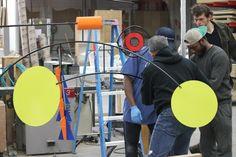 Behind the Scenes Fendi Window Display. #bts #behindthescenes #fabrication #MadeByCreativeNYC