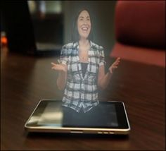 IBM: We'll Chat with Holograms in 2015 (photonics.com | Jan 2011 | Research & Technology) WOW!! I can't wait for this!
