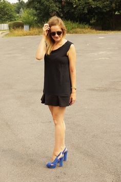 DIY LBD or what to do with your boyfriends old T-Shirt Old T Shirts, Your Boyfriend, Lbd, Boyfriends, My Style, Black, Dresses, Fashion, Vestidos