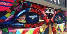 chor boogie mural macaya gallery