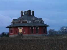 Octagon house 2012 Circleville Ohio