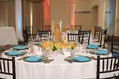 Goldfish Themed Wedding at the Renaissance Vinoy - Carrie Wildes Photography (11)