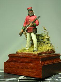 L'azienda ferrarese MMA Miniatures di Massimo Perecin ha messo in commercio due splendidi figurini ispirati alle vicissitudini dello Sbarco dei Mille nel 1860. In particolare i figurini riproducono un Sergente della British Legion e un Ufficiale della Dunne's Brigade, al seguito di Giuseppe Garibaldi durante lo Sbarco dei Mille nel 1860.
