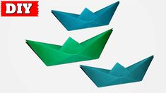"""In this video, you'll learn How To Make A Paper Boat Easy Step By Step.Many people want to know about How To Make A Paper Boat. For that we make this video """". Paper Craft Work, Easy Paper Crafts, Origami Tutorial, Origami Easy, Make A Paper Boat, Craft Videos, Make It Yourself, Flower, Youtube"""