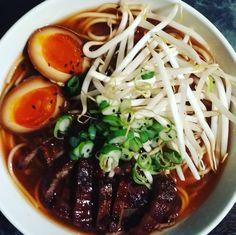 Was gibt es besser bei so kaltem Wetter als eine heiße Schüssel voll meiner Lieblings #Ramen  #omnomnom #food #foodie #yummy #foodporn #hungry #homemade #cooking #essen #feedfeed #japanese #japan