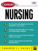 Careers in Nursing- Book available online from the Miller Nichols Library
