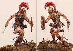 Celtiberian chief 3rd-2nd cent. B.C.
