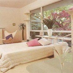 Home Decoration Living Room Decor, 80s Interior Design, Boho Interior Design, Bedroom Design, Home Decor, House Interior, Retro Interior Design, Interior Design, 1980s Interior