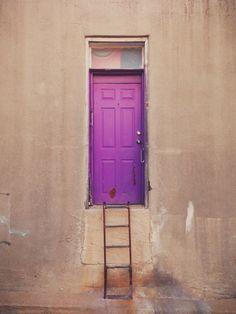 Purple door   Blake   VSCO Grid