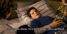 Loved him since Zathura and love this quote!