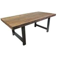 Reclamation Dining Table from Blue Ocean Traders