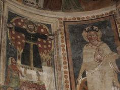Affresco del Volto Santo – Battistero di Parma