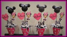 Minnie Mouse Birthday Decorations by RaeofSunshinedesign on Etsy Mickey Mouse Birthday Decorations, Minnie Mouse Birthday Decorations, Minnie Mouse 1st Birthday, Minnie Mouse Theme, Mickey E Minie, 6th Birthday Parties, Birthday Ideas, 2nd Birthday, Mickey And Friends
