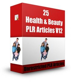 25 Health & Beauty PLR Articles V12 Eliminate Acne By Following These Easy Steps Follow These Easy Steps For Acne-Free Skin Get Clear Skin Now With These Tips Get Rid Of Acne Scars And Blemishes Get Rid Of Zits With These Handy Tips Get The Most From Your Dental Care With These Tips Getting Over Your Arthritis Once And For All