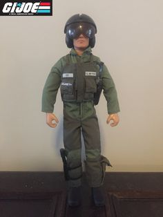 ** 1964-GI JOE CANADA-2019 ** New GI Joe Green Beret Soldier Magnet