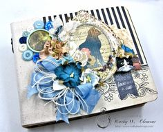 All You Need is Love and a Cat Mini Album by Kathy Clement of Kathy by Design, Photo 2